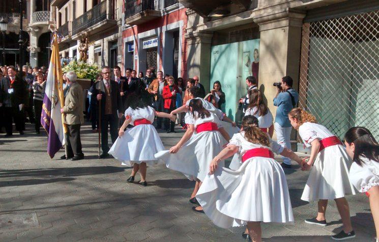 San jos de la monta a visita la sagrada familia - Barcelona san jose ...