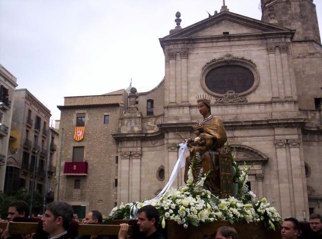 Resultat d'imatges de missa basílica festes de la mercè