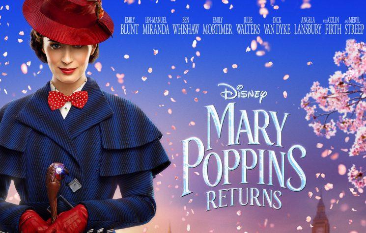 b42f0b6d7 Cine espiritual: 'El regreso de Mary Poppins' - Arzobispado de Barcelona