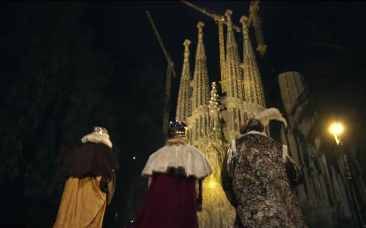 Imagenes Sagrada Familia Navidad.Se Ilumina La Navidad Con La Sagrada Familia Arzobispado